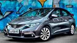 Podaljšani test: Honda Civic 1.8 i-VTEC Sport