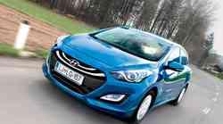 Kratki test: Hyundai i30 1.4 CRDi Style