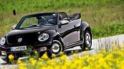 Kratki test: Volkswagen Beetle Cabriolet 1.6 TDI (77 kW) 50's