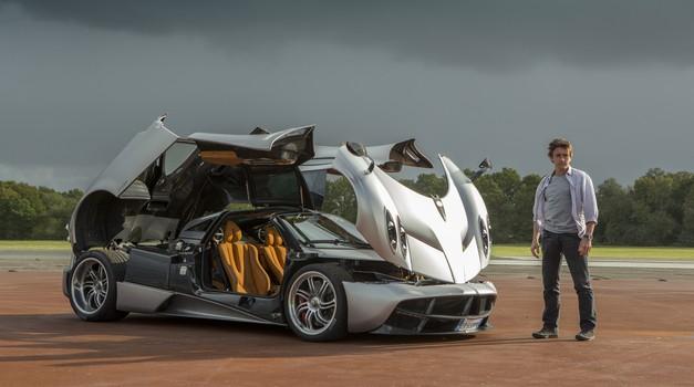 Top Gear se pričenja v nedeljo (foto: Rod Fountain, BBC Worldwide)