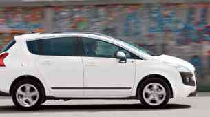 Kratki test: Peugeot 3008 1.6 HDi Style