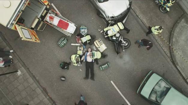 Ni sreče v vsaki nesreči (foto: Transport for London / www.tfl.gov.uk)