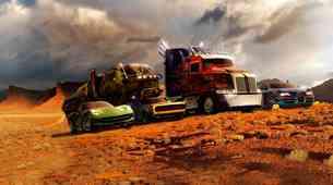 """Razkrili avtomobile, ki bodo """"nastopili"""" v četrtih Transformerjih"""