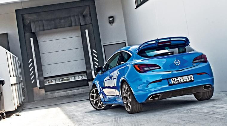 Kratki test: Opel Astra OPC (foto: Saša Kapetanovič in Aleš Pavletič)