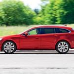 Kratki test: Mazda6 Sport Combi CD175 AT Revolution (foto: Saša Kapetanovič)