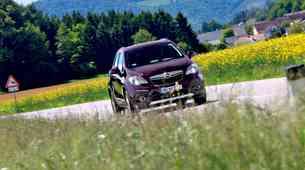 Kratki test: Opel Mokka 1.4 Turbo Ecotec Start&Stop 103 kW 4x4 Cosmo