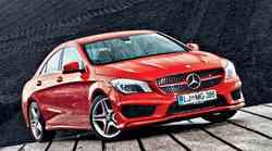 Kratki test: Mercedes-Benz CLA 220 CDI