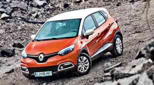 Test: Renault Captur TCe 120 EDC Expression