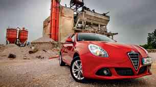 Kratki test: Alfa Romeo Giulietta 1.4 TB 16V 105