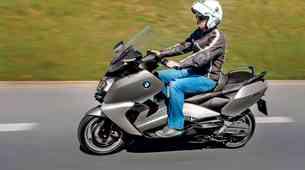 Test: BMW C650 GT