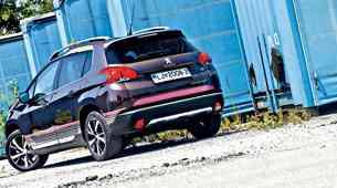 Test: Peugeot 2008 1.6 e-Hdi (84 kW) Allure