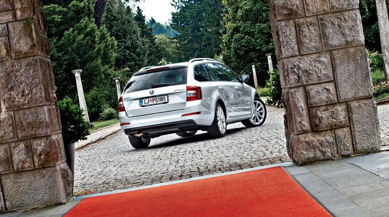 Kratki test: Škoda Octavia Combi 2.0 TDI (110 kW) DSG Elegance (foto: Saša Kapetanovič)