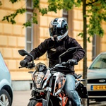 Test: KTM 390 Duke (foto: Aleš Pavletič)