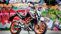Test: KTM 390 Duke