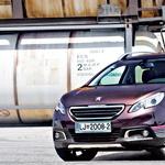 Test: Peugeot 2008 1.6 e-Hdi (84 kW) Allure (foto: Saša Kapetanovič)