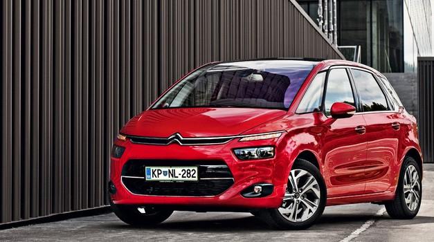 Test: Citroën C4 Picasso Exclusive 1.6 e-HDi Airdream