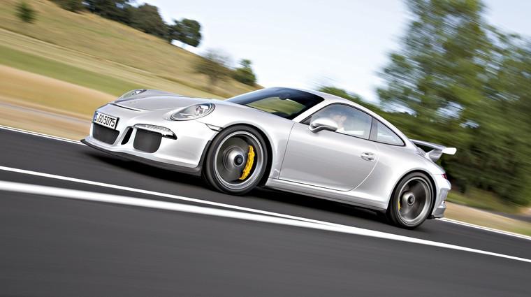 VIDEO: Porsche 911 GT3 (foto: tovarna)