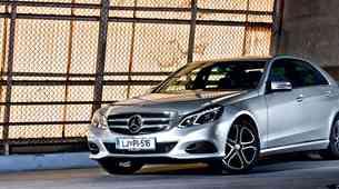 Kratki test: Mercedes-Benz E 220 CDI