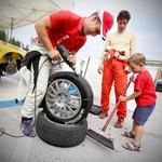 Gorska dirka Ilirska Bistrica 2013: Mudilo se mu je v porodnišnico