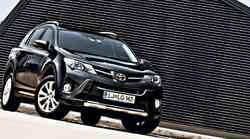 Kratki test: Toyota RAV4 2.2 D-CAT 4x4 Executive