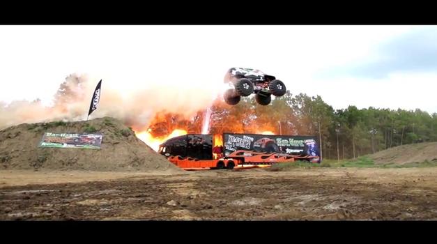 Leti, leti... monster truck? (foto: KMC Wheels)