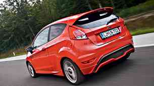 Na kratko: Ford Fiesta ST