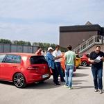 Primerjalni test: Ford Fiesta ST, Peugeot 208 GTi, Renault Clio R.S. (foto: Saša Kapetanovič)
