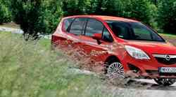Kratki test: Opel Meriva 1.4 LPG Active