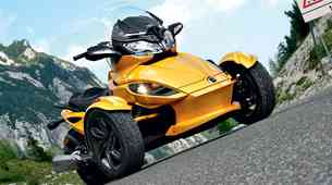 Test: Can-am Spyder ST-S Roadster