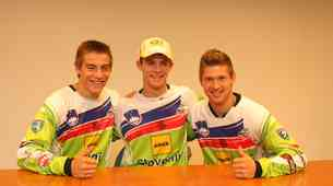 Visoki cilji slovenske ekipe pred odhodom na 'motokros olimpijado'