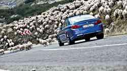 Reportaža: Z BMW M5 na Transfagarasan - 7C
