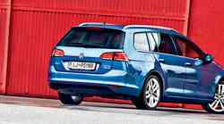 Kratki test: Volkswagen Golf Variant 2.0 TDI (110 kW) Highline