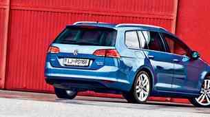 Kratki test: Volkswagen Golf Variant 2.0 TDI (110 kW) Highline