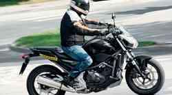 Test: Honda 700S ABS