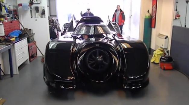Sestavili so Batmanovo najboljšo igračko (foto: SWNS TV @ YouTube)