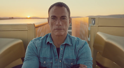 Oglas za Volvo tovornjake z Jean-Claude Van Dammom vas bo navdušil