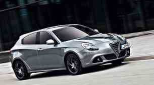 Kratki test: Alfa Romeo Giulietta 1.4 TB 170 Sportiva QV