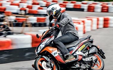 NSC50R Sporty