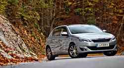 Test: Peugeot 308 1.6 e-HDi 115 Allure