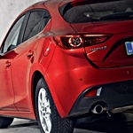 Test: Mazda3 G120 Attraction (foto: Saša Kapetanovič)