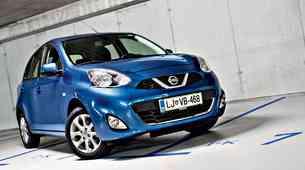Kratki test: Nissan Micra 1.2 Accenta Look
