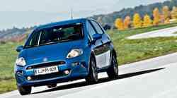 Kratki test: Fiat Punto 1.4 8v LPG Easy (5 vrat)
