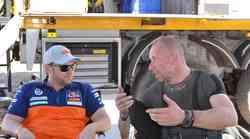 Dakar: KTM bo danes napadel, Stanovnik ujet s šefom ekipe KTM