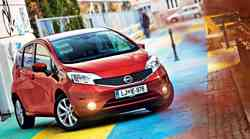 Test: Nissan Note 1.2 Acenta Look