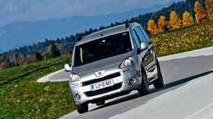 Kratki test: Peugeot Partner Tepee 92 HDi Style