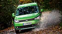 Kratki test: Volkswagen Caddy Cross 1.6 TDI (75 kW)