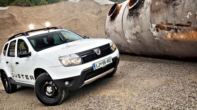 Kratki test: Dacia Duster 1.5 dCi Extreme (foto: Saša Kapetanovič)