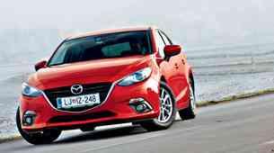 Podaljšani test: Mazda3 G120 Attraction