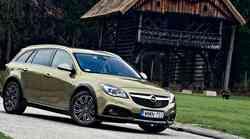 Kratki test: Opel Insignia Country Tourer 2.0 CDTI (120 kW)