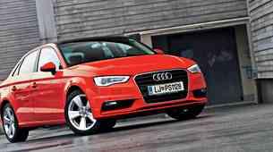 Kratki test: Audi A3 Limuzina 2.0 TDI (110 kW) Ambition